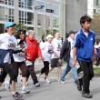 Stock Photo: Happy Vancouver Sun Run Participants