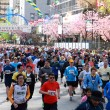 Vancouver Sun Run Mass STart — Stock Photo