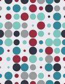 Soyut sorunsuz pattern.vector illüstrasyon — Stok Vektör