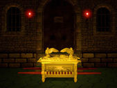 Ark of the Covenant. — Stock Photo