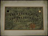 Ouija board. — Stock Photo