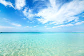 Nishihama beach in Hateruma-jima, Okinawa — Stock Photo