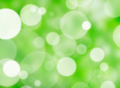 Nature bokeh lights — Stock Photo