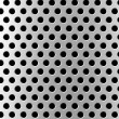 Perforated metal background — Stock Photo #24508803