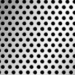 Perforated metal background — Stock Photo #24510217