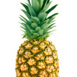 Fresh whole pineapple — Stock Photo