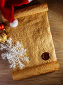 Letter for Santa — Stock Photo