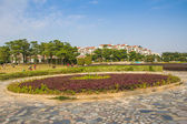 Park in shantou — Stock Photo