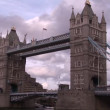 ponte de Londres — Vídeo Stock
