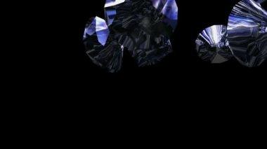 Animation de diamant — Vidéo