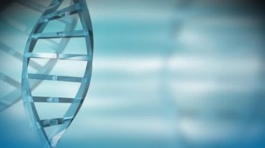 Genetic Code Animation — Stock Video #23635353