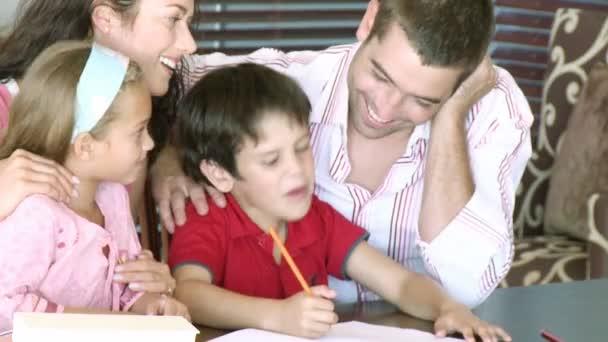 смотреть домашнее видео родителей