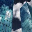 Large Corporate building — Stock Video