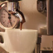 Stock Video: Making Coffee