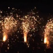 Stock Video: Fireworks Display