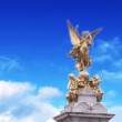 Buckingham Palace — Stockvideo
