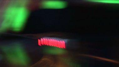 Dj в формате высокой четкости 1080i — Стоковое видео