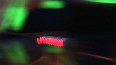 Dj w wysokiej rozdzielczości 1080i — Wideo stockowe