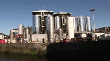Cork City in Ireland — Stock Video