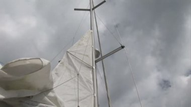 Stock Footage - Sailing — Stock Video