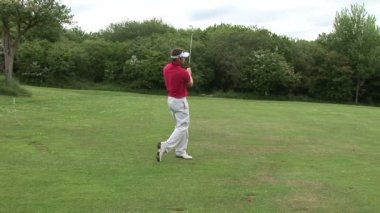 Sports footage - Golf — Stock Video