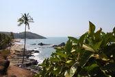 Goa beach — Stock Photo