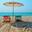 Island Samet beach — Stock Photo