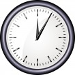 Clock — Vector de stock #21342287