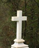 Ornamental cross — Stock Photo