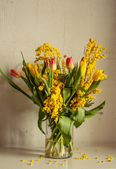 Spring bouquet — Stock Photo