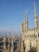 Milano, Duomo — Stock Photo
