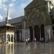 Stock Photo: Syria. Damascus. Omayyad Mosque (Grand Mosque of Damascus)