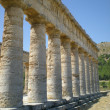 The Doric temple of Segesta in Sicily, Italy — Stock Photo