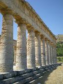 The Doric temple of Segesta in Sicily, Italy — Stock Photo