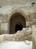 Architecture of Aleppo, Syria — Stock Photo
