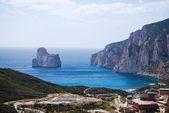 Nebida, Sardinia — Stock Photo