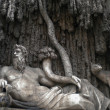 Quattro Fontane - Four Fountains in the Trevi District of Rome, Italy — Stock Photo #27862769