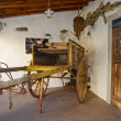 Stock Photo: Wooden cart