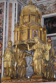 Basilica Santa Maria maggiore - Rome - inside — Photo