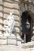 Palazzo di Giustizia in Rome — Stock Photo