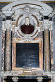 Basilica Santa Maria maggiore - Rome - inside — Stock Photo