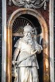 Basilica Santa Maria maggiore - Rome - inside — Stockfoto