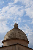 Italy, Pisa  cupola at the monumental cemetery — Stock Photo
