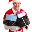 Christmas is fun! — Stock Photo