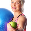 A great workout! — Stock Photo