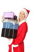 Ecco i regali! — Foto Stock