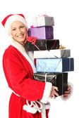 Spousta dárků! — Stock fotografie