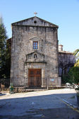Iglesia San Agustín jarandilla de la vera — Stock Photo