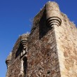 Valverde, torre del castillo — Stock Photo