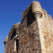 Stock Photo: Valverde, torre del castillo